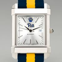 Pitt Men's Collegiate Watch w/ NATO Strap
