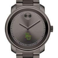 Baylor Men's Movado BOLD Gunmetal Grey