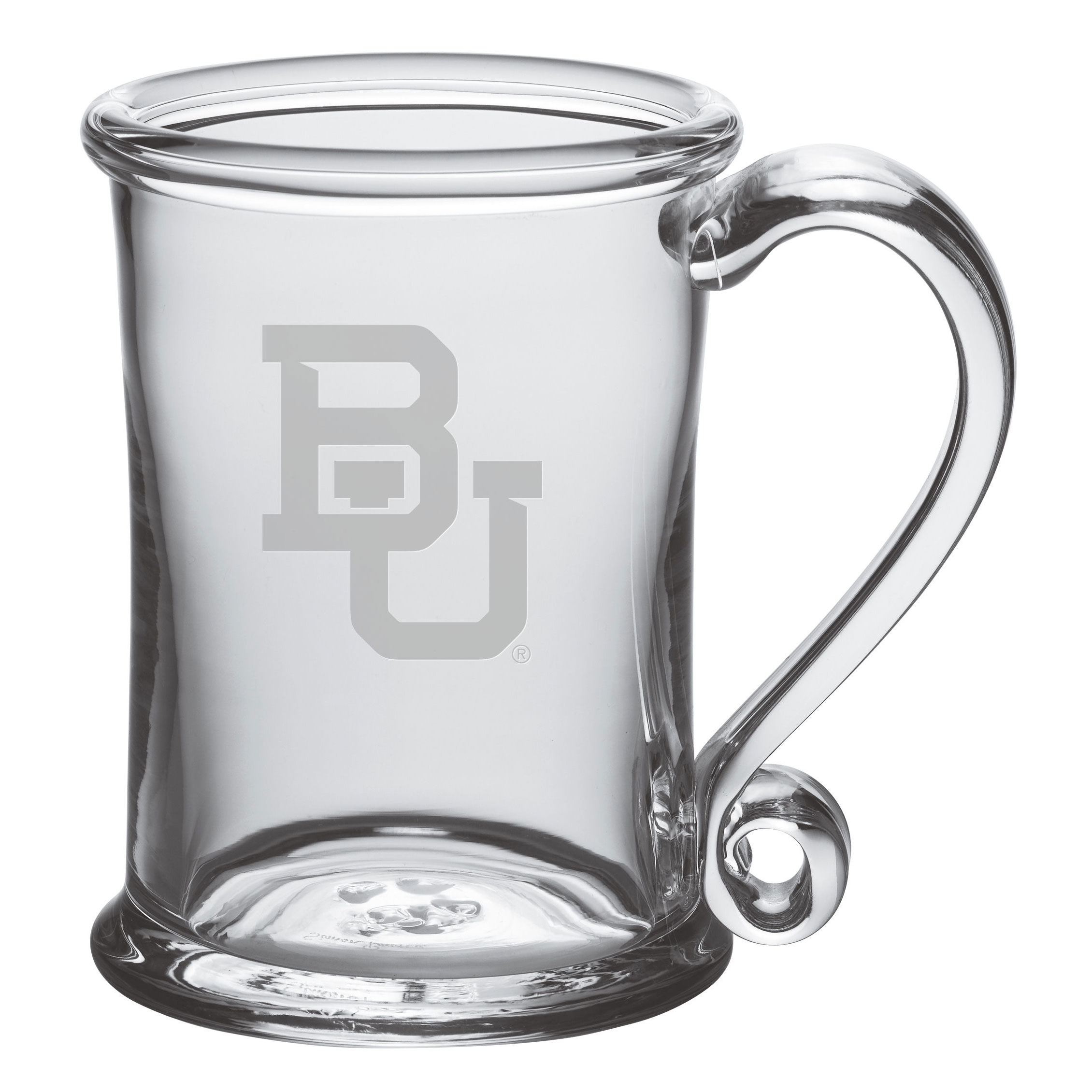 Baylor Glass Tankard by Simon Pearce
