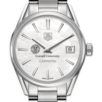Cornell Women's TAG Heuer Steel Carrera with MOP Dial