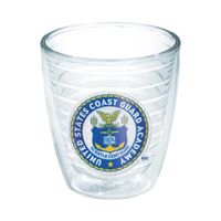 Coast Guard Academy 12 Ounce Tervis Tumblers - Set of 4