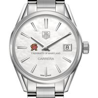 Maryland Women's TAG Heuer Steel Carrera with MOP Dial