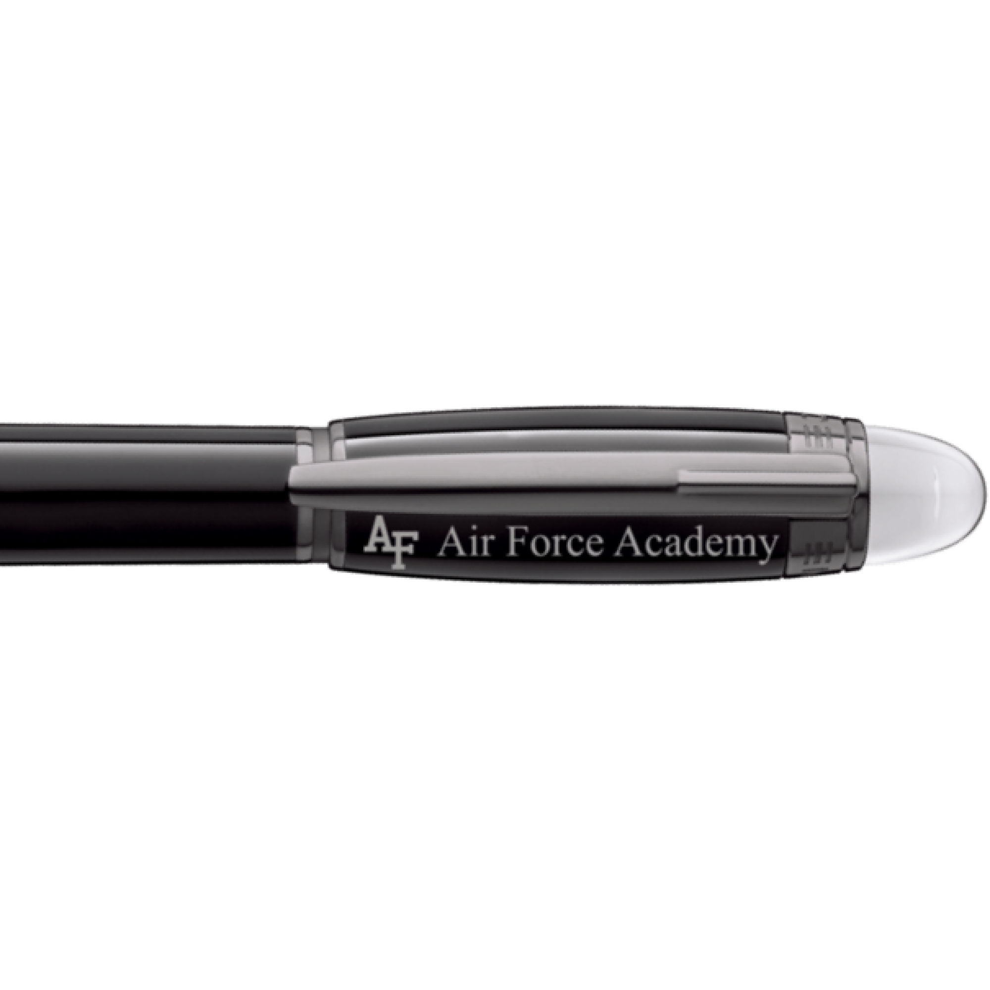 US Air Force Academy Montblanc StarWalker Fineliner Pen in Ruthenium