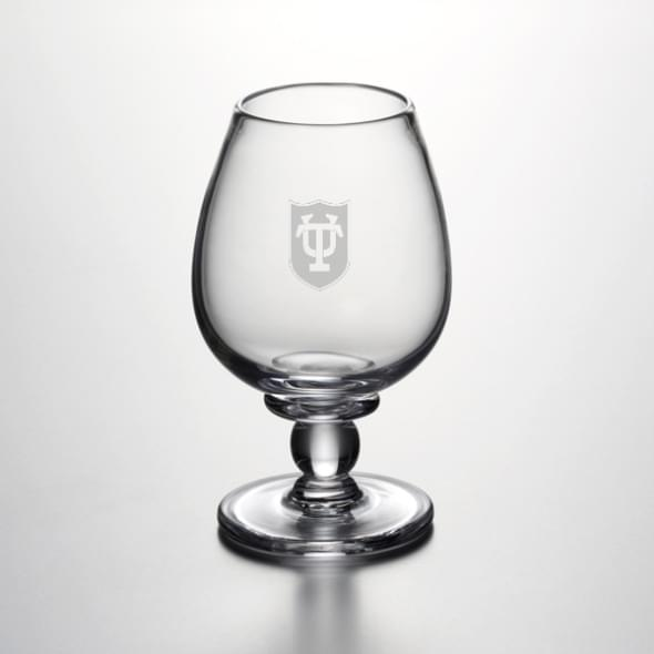 Tulane Glass Brandy Snifter by Simon Pearce
