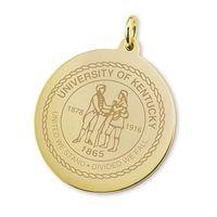Kentucky 14K Gold Charm