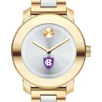 Holy Cross Women's Movado Two-Tone Bold