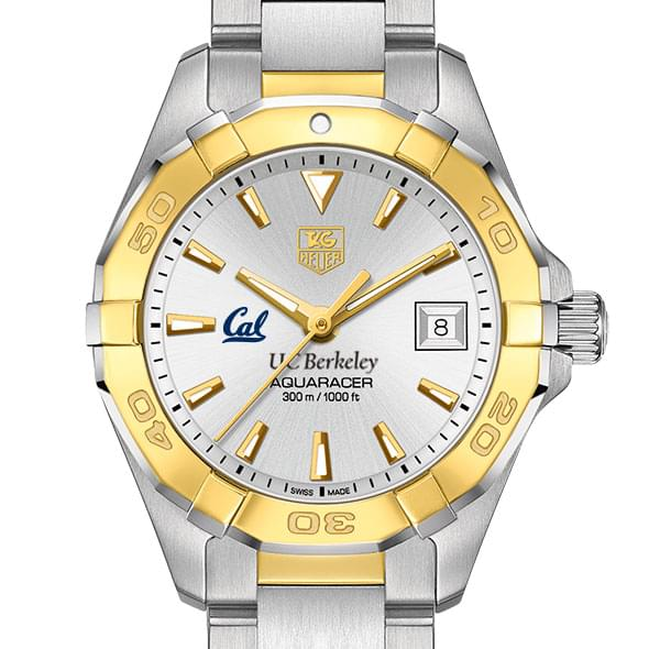 Berkeley Women's TAG Heuer Two-Tone Aquaracer