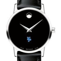 USMMA Women's Movado Museum with Leather Strap