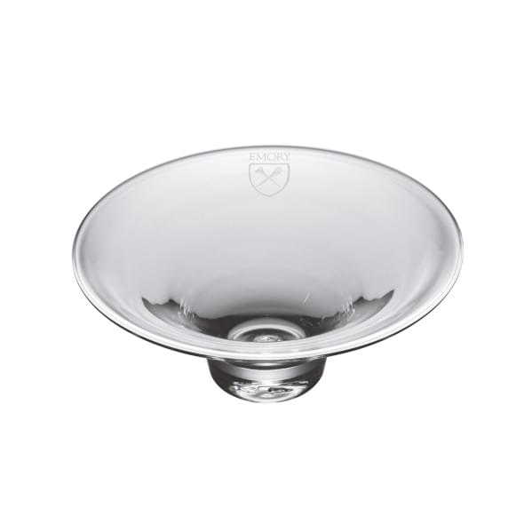 Emory Glass Hanover Bowl by Simon Pearce