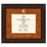 Texas Excelsior Diploma Frame