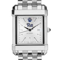 Pitt Men's Collegiate Watch w/ Bracelet
