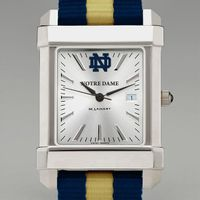 Notre Dame Men's Collegiate Watch with NATO Strap