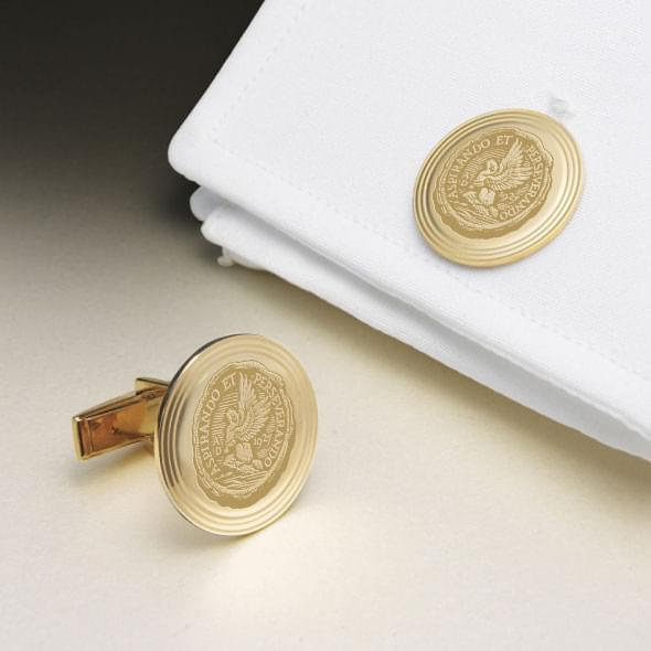 Avon Old Farms 14K Gold Cufflinks