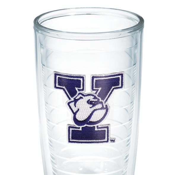 Yale 16 oz. Tervis Tumblers - Set of 4