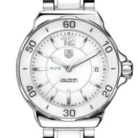 William & Mary Women's TAG Heuer Formula 1 Ceramic Watch