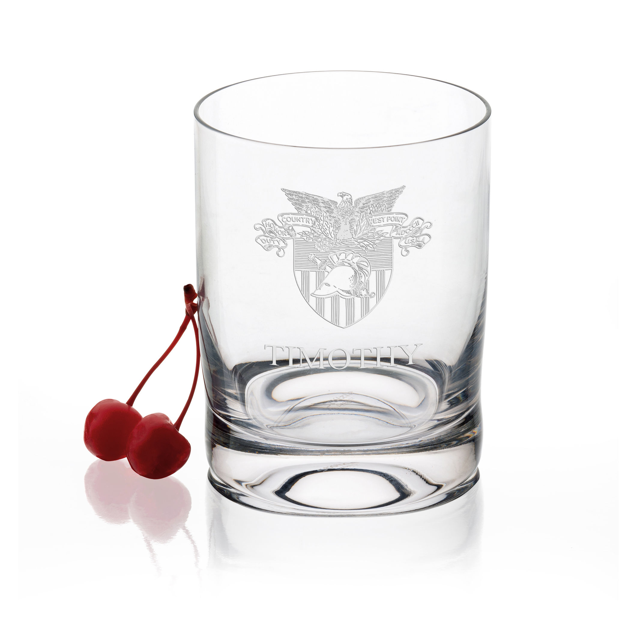 West Point Tumbler Glasses - Set of 2