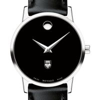Chicago Women's Movado Museum with Leather Strap