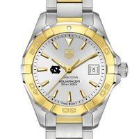UNC Women's TAG Heuer Two-Tone Aquaracer