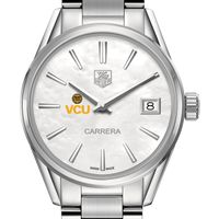 VCU Women's TAG Heuer Steel Carrera with MOP Dial