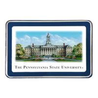 Penn State Eglomise Paperweight Image-1 Thumbnail