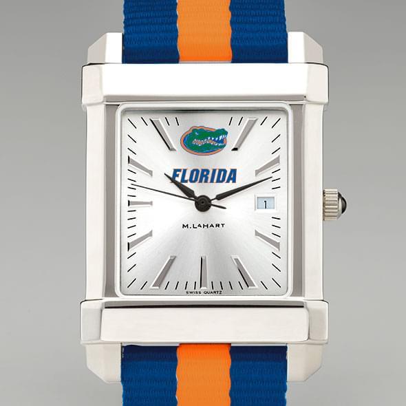 Florida Men's Collegiate Watch w/ NATO Strap