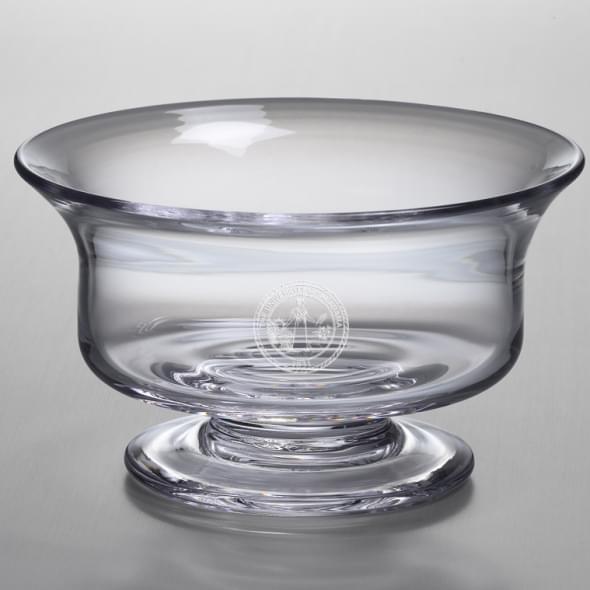 Alabama Medium Glass Presentation Bowl by Simon Pearce