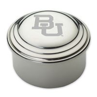 Baylor Pewter Keepsake Box