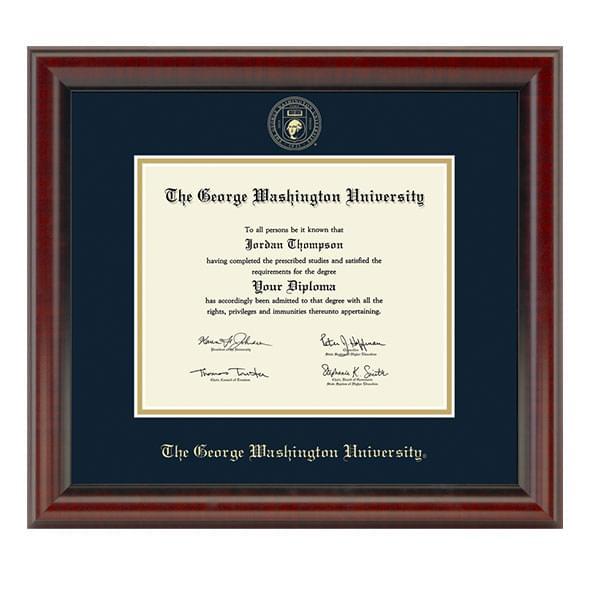 George Washington Fidelitas Frame