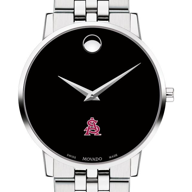 ASU Men's Movado Museum with Bracelet