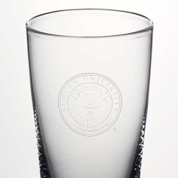 Auburn Pint Glass by Simon Pearce