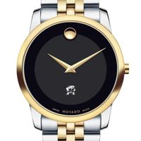 Maryland Men's Movado Two-Tone Museum Classic Bracelet