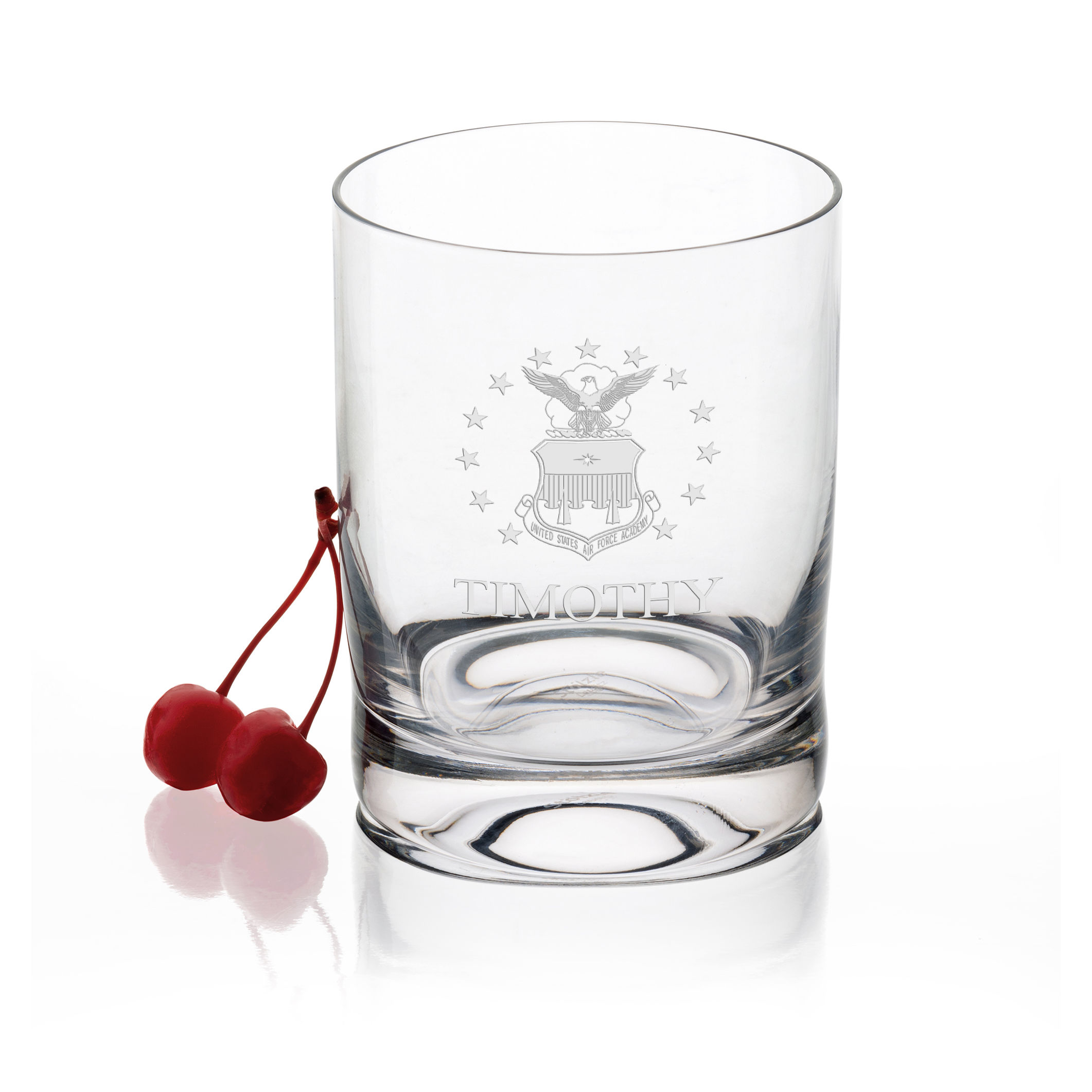 USAFA Tumbler Glasses - Set of 4