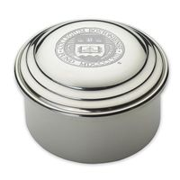 Boston College Pewter Keepsake Box