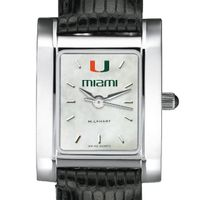 Miami Women's MOP Quad with Leather Strap