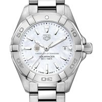 Tennessee Women's TAG Heuer Steel Aquaracer with MOP Dial