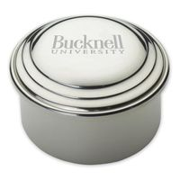 Bucknell Pewter Keepsake Box