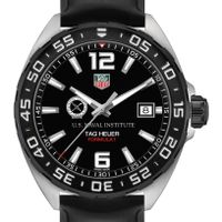 U.S. Naval Institute M's TAG Heuer Formula 1 with Black Dial
