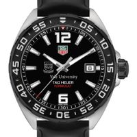 Yale Men's TAG Heuer Formula 1 with Black Dial