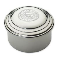 Arizona State Pewter Keepsake Box