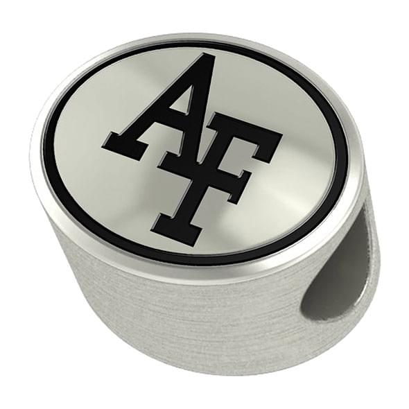 Air Force Academy Enameled Bead in Color