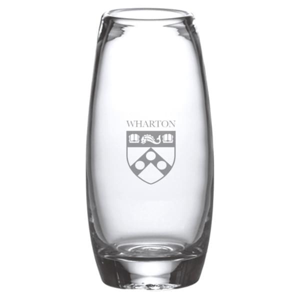 Wharton Addison Glass Vase by Simon Pearce