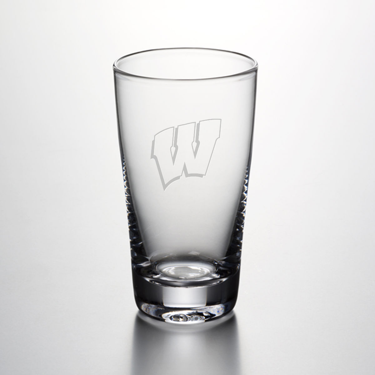 Wisconsin Pint Glass by Simon Pearce