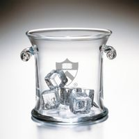 Princeton Glass Ice Bucket by Simon Pearce