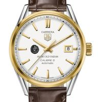 Avon Old Farms Men's TAG Heuer Two-Tone Carrera with Strap