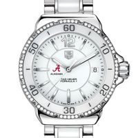 Alabama Women's TAG Heuer Formula 1 Ceramic Diamond Watch
