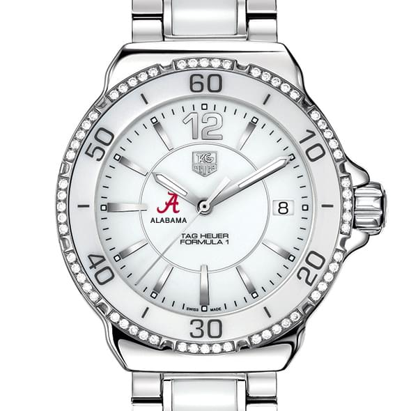 Alabama Women's TAG Heuer Formula 1 Ceramic Diamond Watch