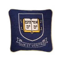 Yale Handstitched Pillow