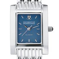 Penn Women's Blue Quad Watch with Bracelet