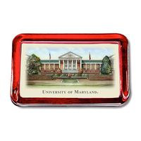 Maryland Eglomise Paperweight