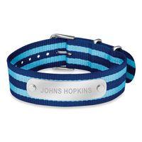 Johns Hopkins University NATO ID Bracelet